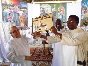 Ceremonia Bodas de Oro Hno. Manuel