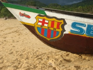 Escudo del Barça