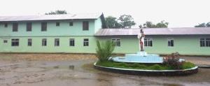 St. John of God Hospital Mabessaneh, Lunsar, Sierra Leone