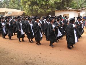 Camino de la Graduación