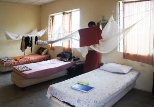 Habitaciones de la Escuela de Enfermería