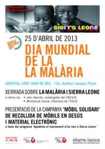Dia mundial de la malària
