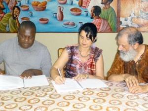 Acord de col·laboració amb Probitas