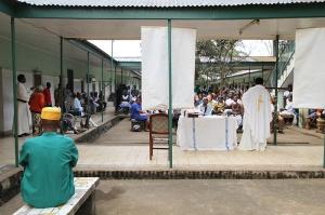 Misa del Dia Mundial del Enfermo