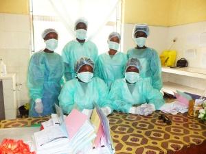 Epidèmia Ébola
