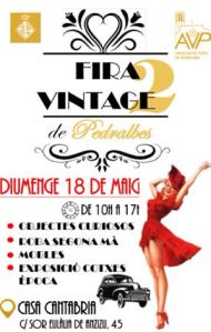 Fira Vintage Pedralbes