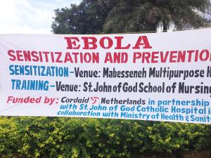 Cursos prevención Ébola