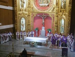 Funeral del Hno. Manuel García Viejo