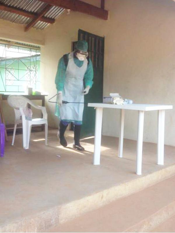 Re-opening of St. John of God Catholic Hospital, Mabesseneh-Lunsar (1/6)