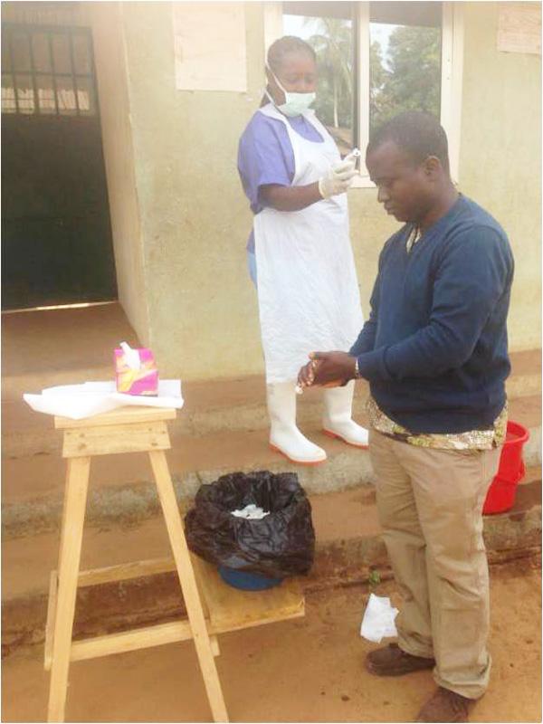 Re-opening of St. John of God Catholic Hospital, Mabesseneh-Lunsar (2/6)