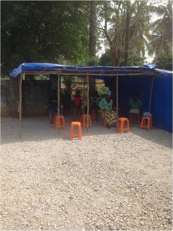 Re-opening of St. John of God Catholic Hospital, Mabesseneh-Lunsar (4/6)