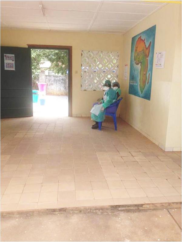 Re-opening of St. John of God Catholic Hospital, Mabesseneh-Lunsar (5/6)