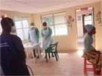 Re-opening of St. John of God Catholic Hospital, Mabesseneh-Lunsar