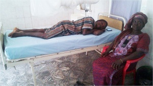 Primer paciente atendido tras la reapertura