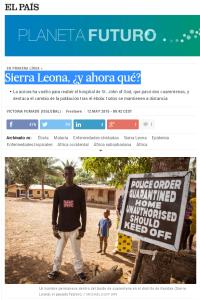 Sierra Leona, ¿y ahora qué?