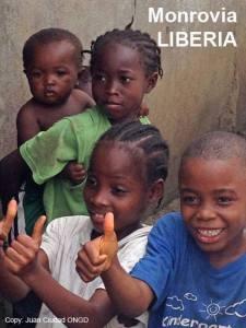 Liberia, país libre de ébola.