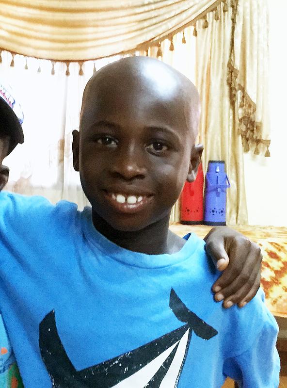 Encuentros emotivos en nuestro viaje a Sierra Leona: niños Cuida'm (3/4)