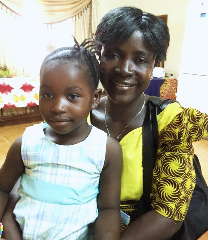 Encuentros emotivos en nuestro viaje a Sierra Leona: niños Cuida'm (4/4)