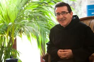 Hno. Jesús Etayo, Superior General de la Orden de San Juan de Dios.