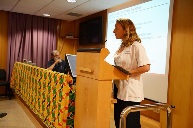 Acto de celebración de los 10 años del programa de hermanamiento con Sierra Leone (2/5)