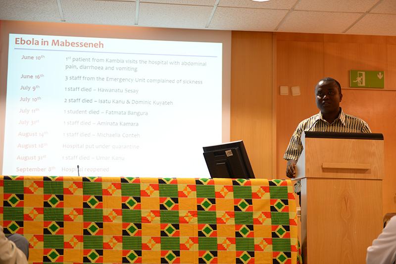 Acto de celebración de los 10 años del programa de hermanamiento con Sierra Leone (4/5)
