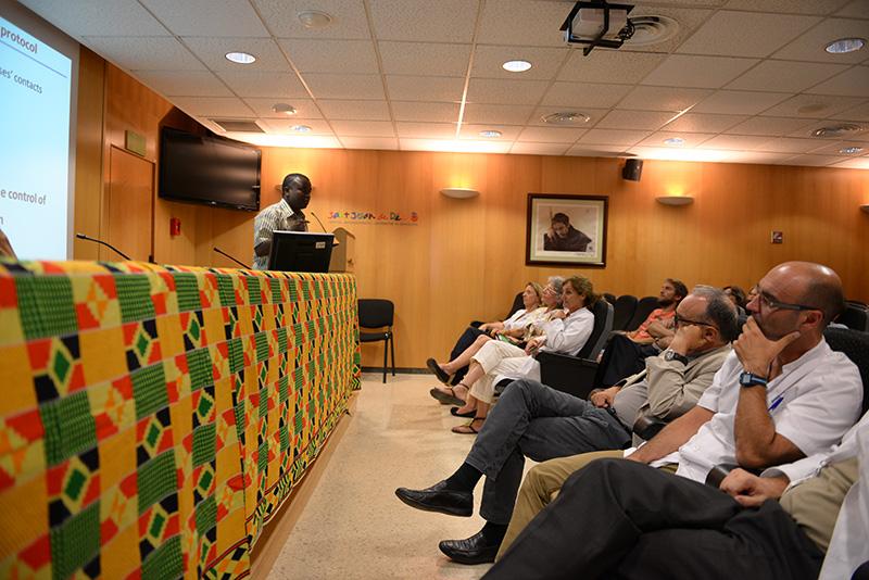 Acto de celebración de los 10 años del programa de hermanamiento con Sierra Leone (5/5)