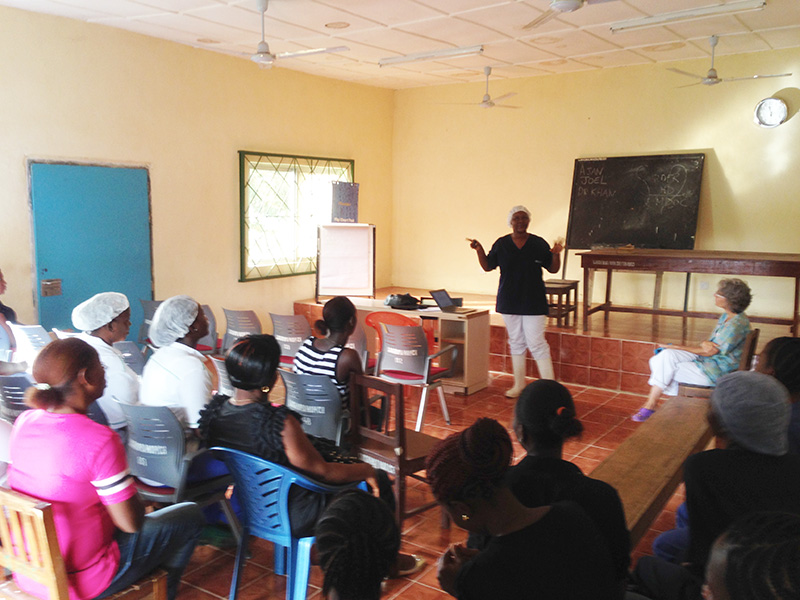 Segundo viaje a Sierra Leona 2015 (5/6)