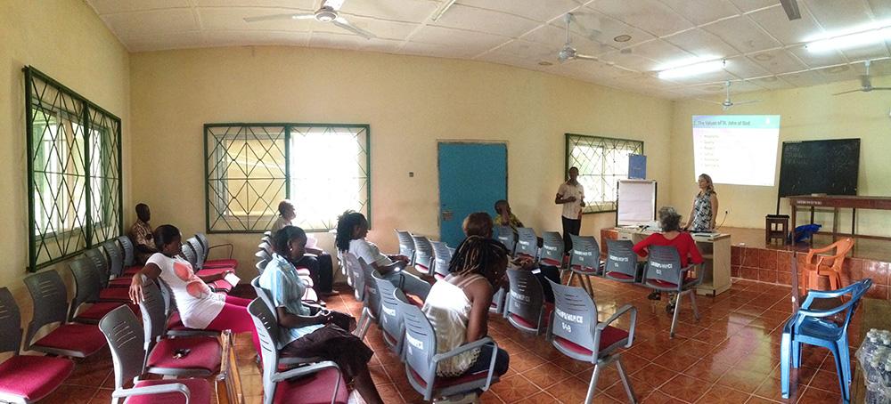 Segundo viaje a Sierra Leona 2015 (6/6)