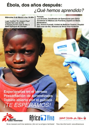 Ébola, dos años después: ¿Qué hemos aprendido?