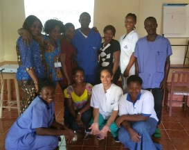 Nursing School Saint John of God en Mabesseneh