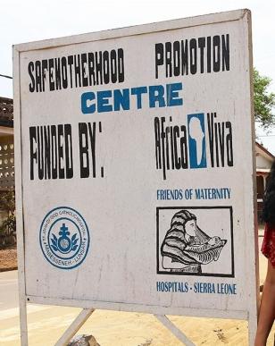 África Viva, crónica de una primera experiencia en Sierra Leona