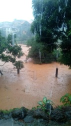 Landslide flood in Sierra Leone