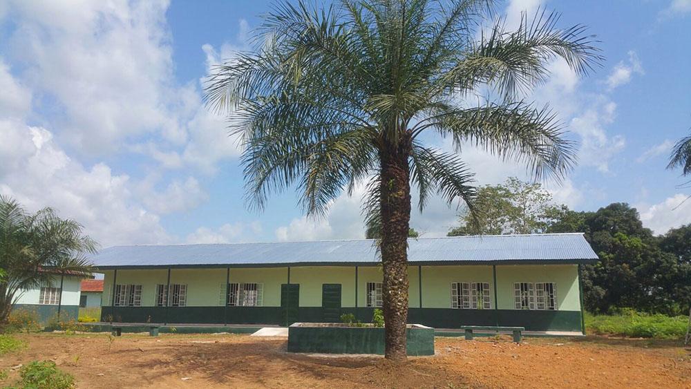 Escuela de enfermería de Saint John of God, Mabesseneh