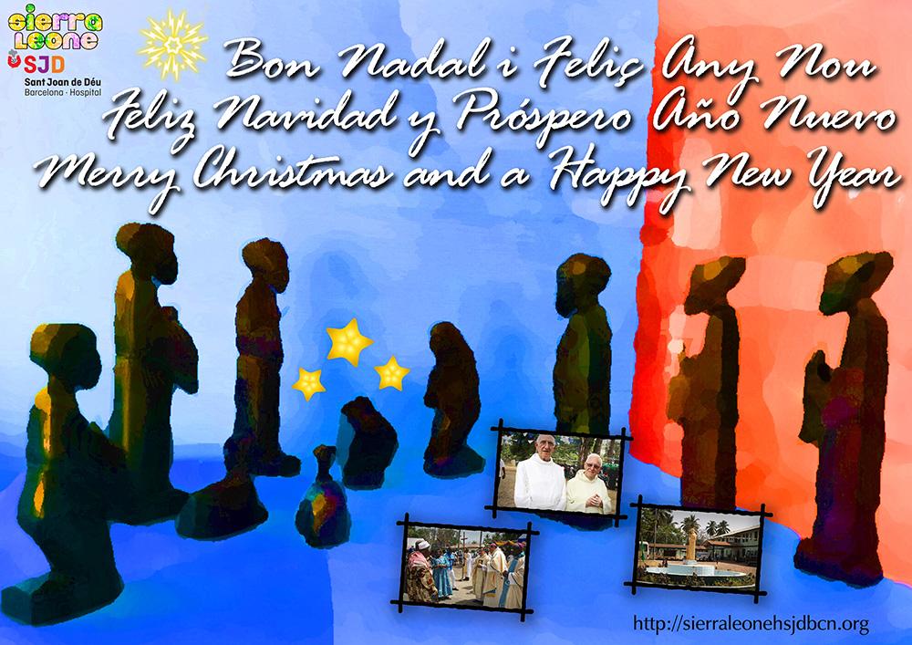 Felicitación de Navidad / Christmas card