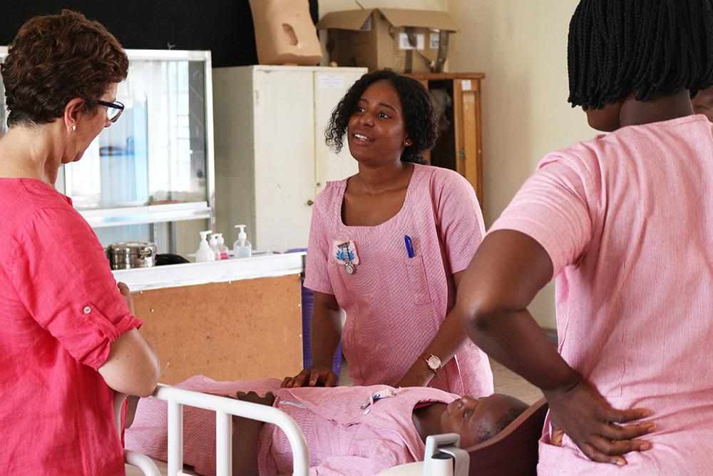 Projecte de rehabilitació per a l'Hospital de Mabesseneh de Sierra Leone