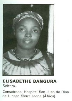 Elisabethe Bangura
