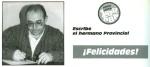 José Luis Fonseca, Hno. Provincial