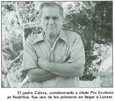 Padre Calzza