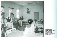 Hospitales de la Orden en África