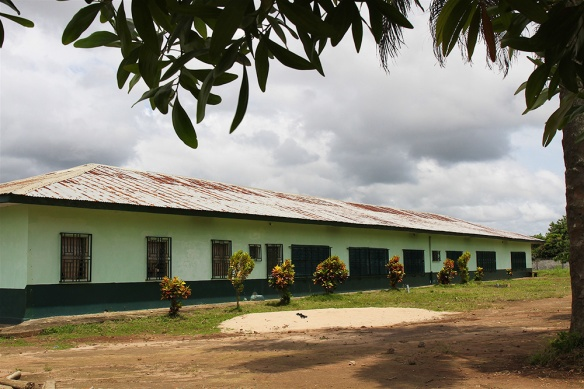 The Clinic in Lungi
