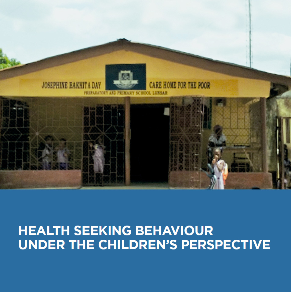 Health seeking behaviour under the children's perspective