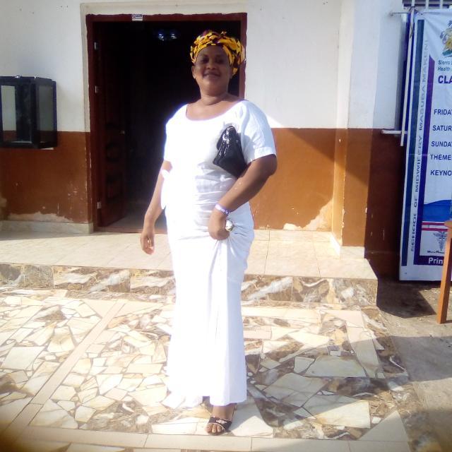 Mrs. Fatmata Kamara